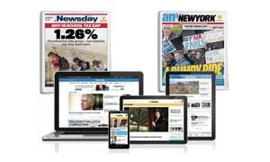Customer image_Newsday_newspaper