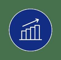 increase icon 2 (blue)