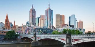 Melbourne edited