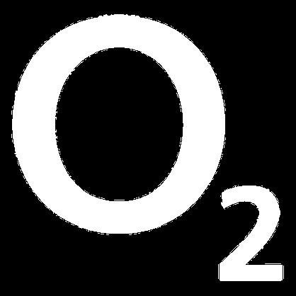 o2 white